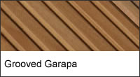 Garapa Deck Board