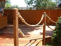 Rope Balustrade